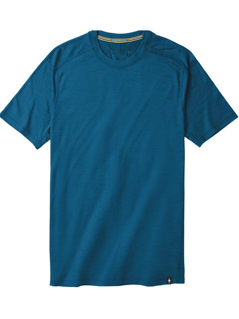 Smartwool Merino Sport 150 Tech t-shirt Heren blauw